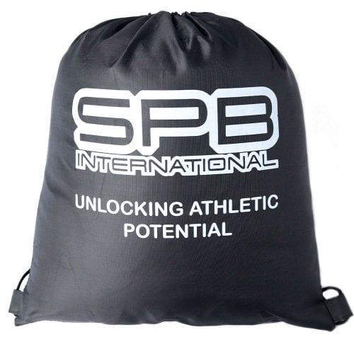 SPB International drawstring bag