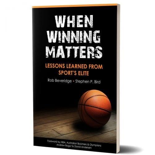hen Winning Matters by Rob Beveridge and Stephen P Bird